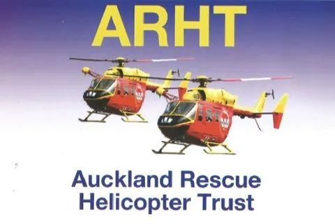 auckland rescue helicopter trust supporter